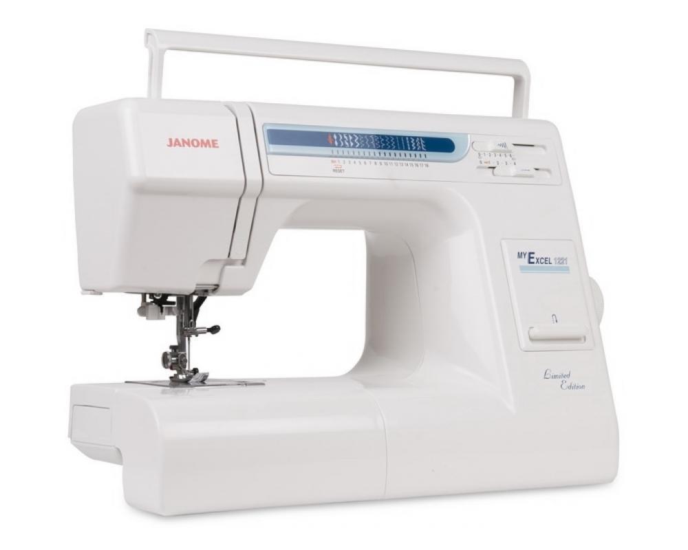 Швейная машина Janome MY EXCEL W23U  отзывы